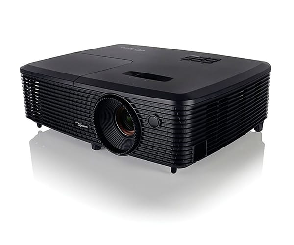 OPTOMA DS348 PROYECTOR SVGA 3000 ANSI LUMENS COLORES PRECISOS SRGB HDMI MHL