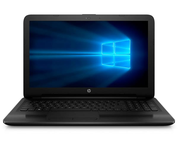 HP NOTEBOOK 255 G6 GRIS PORTÁTIL 15.6'' HD/E2 1.5GHz/500GB/4GB RAM/W10 HOME/DVD-R