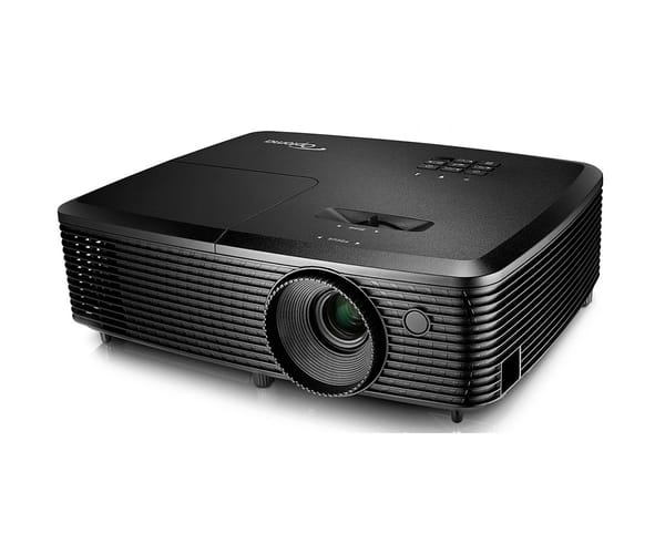 OPTOMA DS347 PROYECTOR SVGA 3000 ANSI LUMENS COLORES PRECISOS SRGB