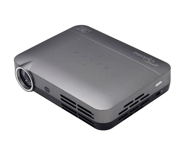 OPTOMA ML330 PROYECTOR HD READY LED ANDROID BLUETOOTH HDMI LAN MICROSD USB ULTRA-COMPACTO