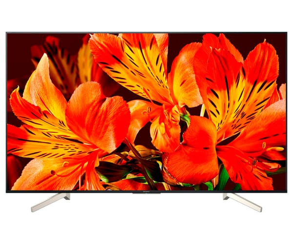 SONY KD-65XF8596 TELEVISOR 65'' LCD EDGE LED UHD 4K HDR 1000Hz SMART TV ANDROID WIFI BLUETOOTH