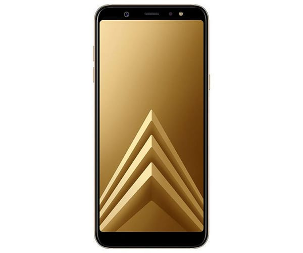 SAMSUNG GALAXY A6+ (2018) DORADO MÓVIL 4G DUAL SIM 6.0'' SAMOLED FHD+/8CORE/32GB/3GB RAM/16MP+5MP/24MP