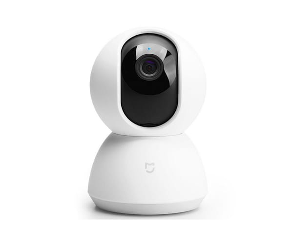 XIAOMI MI HOME SECURITY CAMERA 360 BLANCO CÁMARA IP CON RESOLUCIÓN HD VISIÓN NOCTURNA DETECCIÓN DE MOVIMIENTO