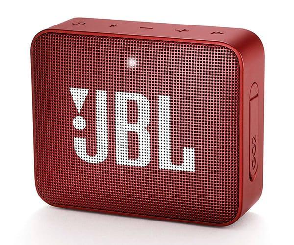 JBL GO2 ROJO ALTAVOZ INALÁMBRICO PORTÁTIL 3W RMS BLUETOOTH AUX MICRÓFONO MANOS LIBRES IMPERMEABLE IPX7