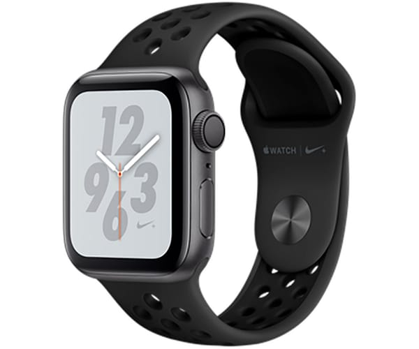 APPLE WATCH NIKE+ SERIES 4 GRIS ESPACIAL RELOJ 40MM SMARTWATCH 16GB WIFI BLUETOOTH GPS PANTALLA OLED