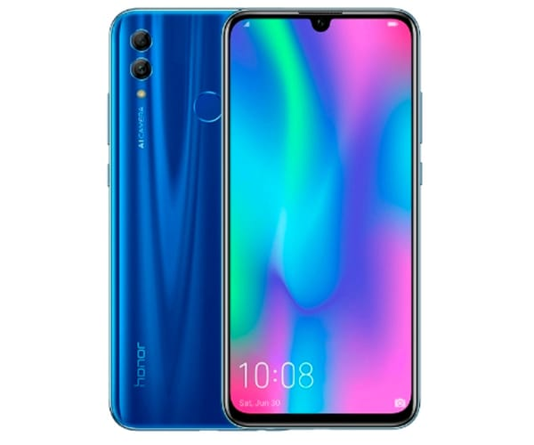 HONOR 10 LITE AZUL ZAFIRO MÓVIL 4G DUAL SIM 6.21'' IPS FHD+/8CORE/64GB/3GB RAM/13MP+2MP/24MP